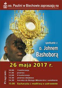 o John Bashobora A4